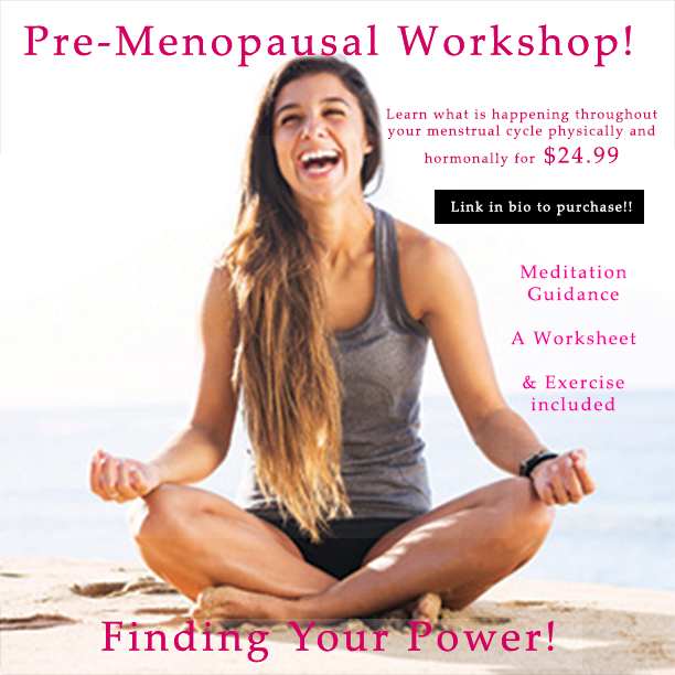 Pre-Menopausal Years: Finding Your Power